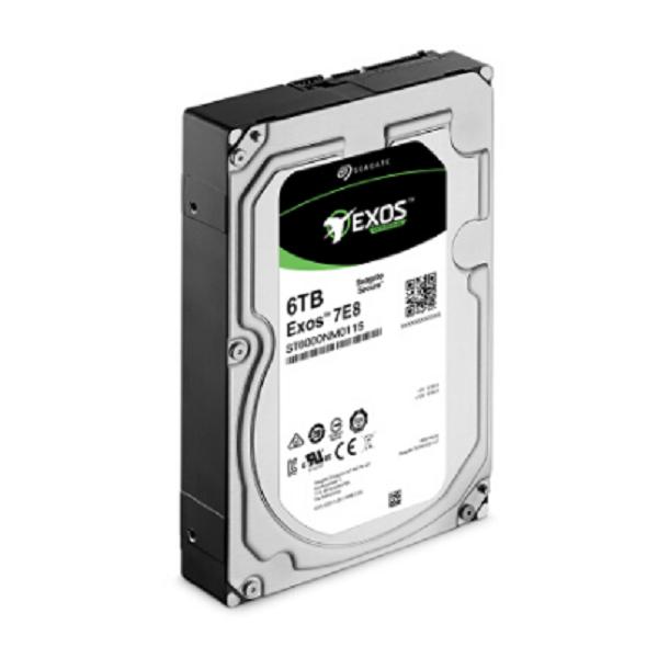 希捷(SEAGATE)银河系列企业级硬盘 V5系列 6TB 7200转256M SATA3(ST6000NM0115)