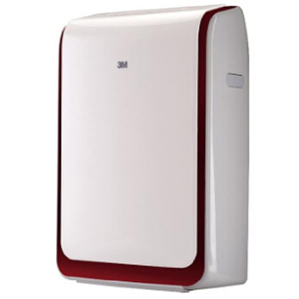 3M 空气净化器 空气清新机 空气净化机 KJEA3086-RD炫目红智能WIFI空气净化器