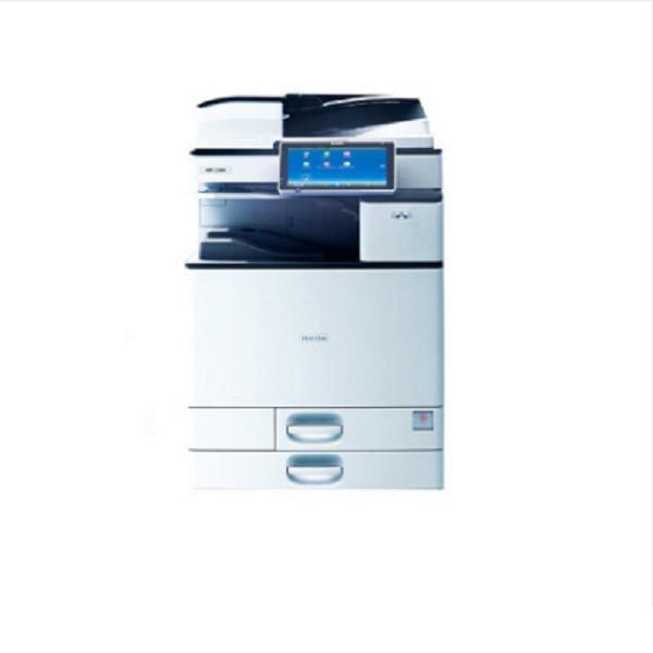 理光 MP C3004exSP 彩色数码复印机(含主机 双面自动反转送稿器 大容量双层纸盒+工作台)
