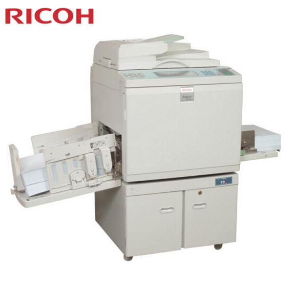 理光(Ricoh) HQ9000 专业高速数码印刷机 一体化速印机 商用级高品质印刷 主机(送稿器) 有线网络