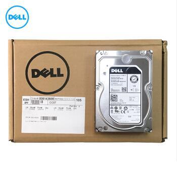 戴尔(DELL)服务器专用硬盘10TB 三年保修