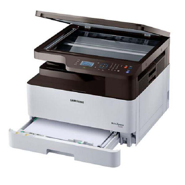 三星(SAMSUNG)K2200/ND 激光打印机A3A4复印机扫描打印一体机激光黑白 K2200ND(双面打印+网络+工作台+双层纸盒)
