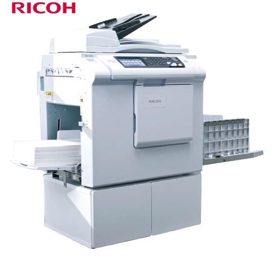 理光(RICOH) DD5450C A3数码印刷机 速印机(主机+送稿器+打印卡+工作台+三年保修)