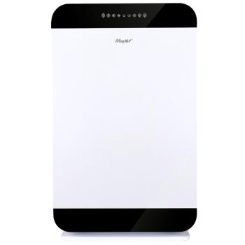 美埃(MayAir)空气净化器 401 负离子除甲醛PM2.5家用办公室用 白色