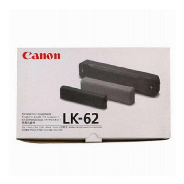 佳能(Canon) LK-62 便携式电池套件IP100 IP110便携式打印机锂电池,移动好助手