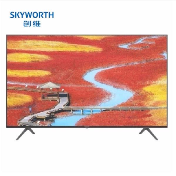 创维(Skyworth)G20系列 4K高清人工智能 HDR 网络平板液晶电视机 60G20+特殊墙体安装+挂架