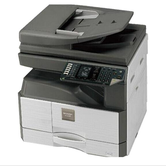夏普(SHARP) AR-2048NV黑白数码复印机(主机+双面送稿器+工作台)