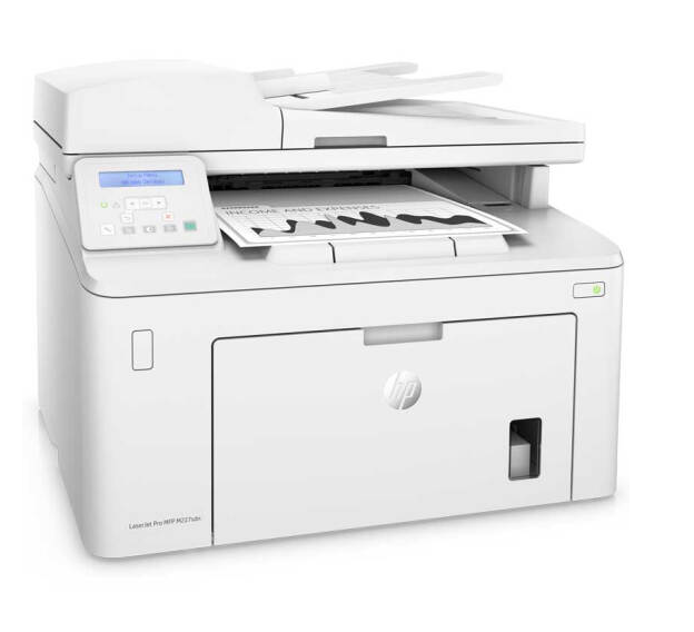 惠普(HP)黑白多功能一体机 LaserJet Pro MFP M227sdn 自动双面打印/有线网络打印/扫描