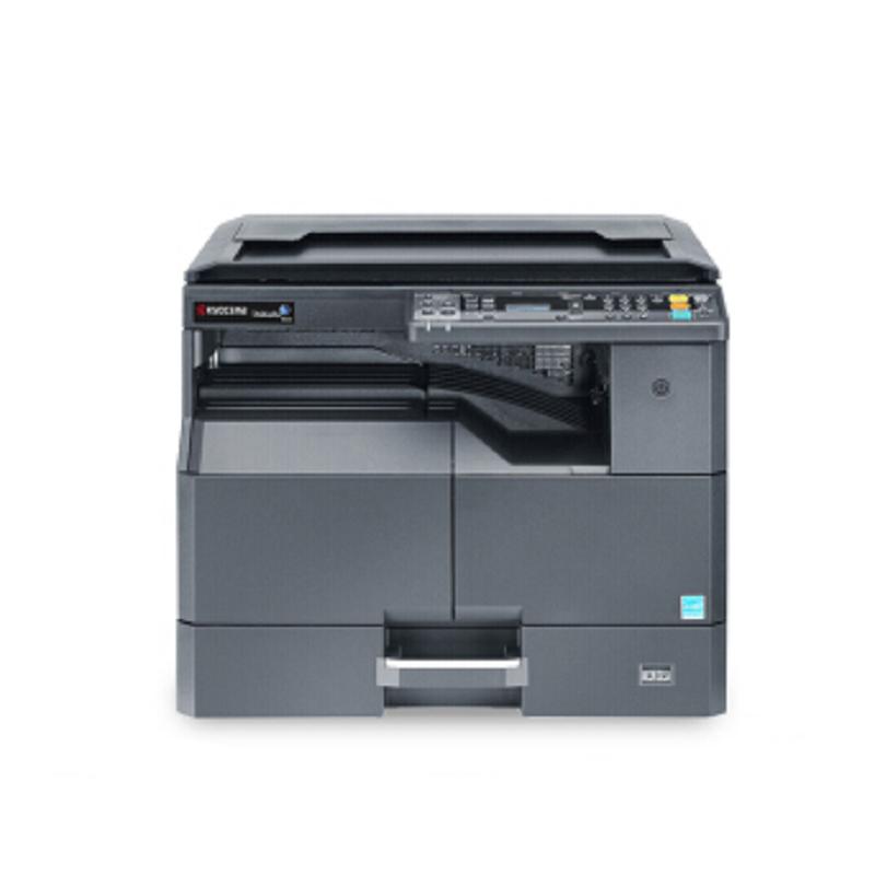 京瓷1800升级2010A3复合机(KYOCERA)A3A4黑白激光打印复印扫描一体复印机 标配