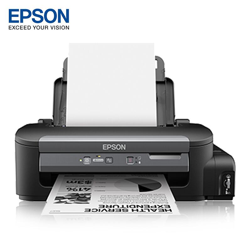 爱普生(Epson) M101 黑白墨仓式打印机