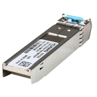 华为HUAWEISFP-GE-LX-SM1310光模块-eSFP-GE-单模模块(1310nm/10km/LC)企业级单模光纤模块×原厂五年保修
