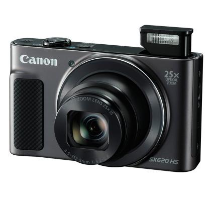 佳能(Canon)PowerShotSX620HS数码相机(2020万像素25倍变焦)