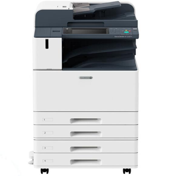 富士施乐S2110N A3黑白数码复合机+双面输稿器